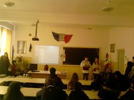 Aspecte de la activităţile de aniversare a Zilei Naţionale, 29.12.2012...