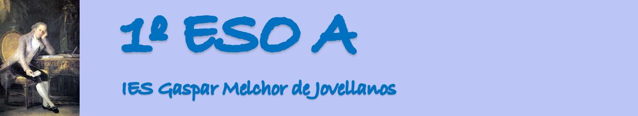 1º ESO A. IES JOVELLANOS