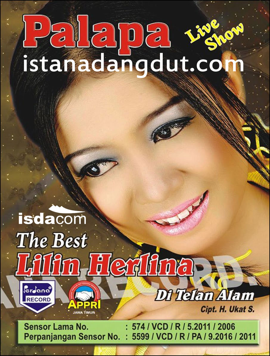 album, lilin herlina, best of lilin herlina, new pallapa, new pallapa
