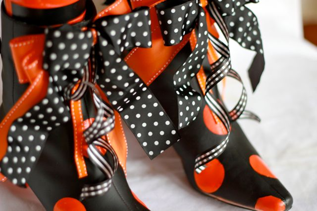 Diy Boot I Licious Halloween Decor Design Dazzle