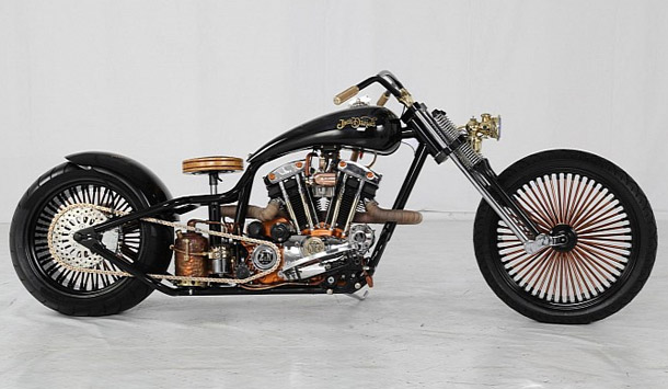 Auto Parts Info: Build your own Harley Davidson choppers, autoparts