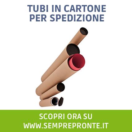 Il blog di fantastica realt semprepronte tubi di cartone for Tubi in cartone