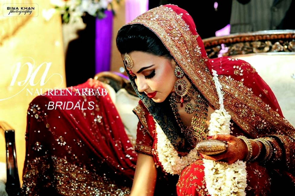 Naureen Arbab Clothing- Bridal Dresses