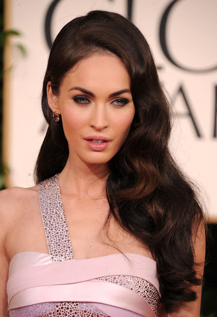 Megan Fox Golden Globes Interview. Megan Fox at the Golden Globe