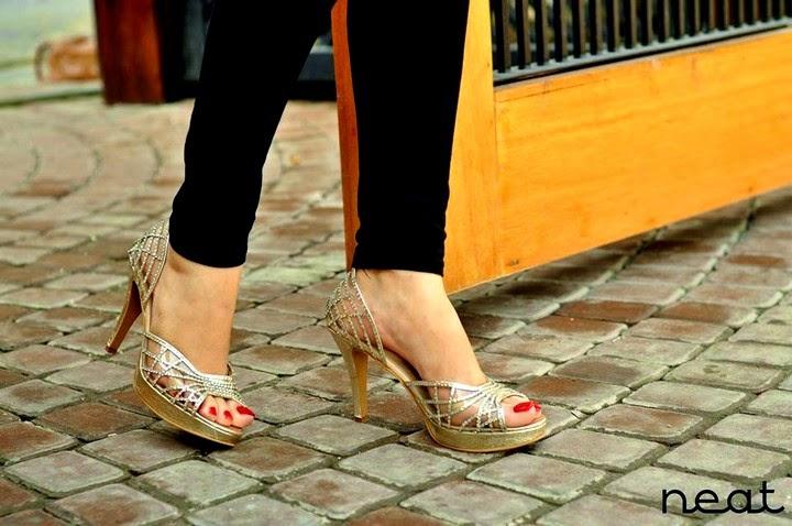 Farah-Fatima Footwear for Eid 2014