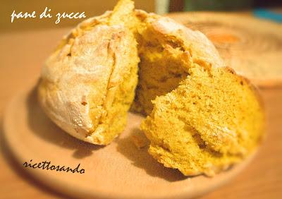 Pane di zucca ricetta base lievitati