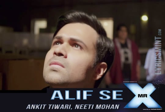 Alif Se from Mr. X