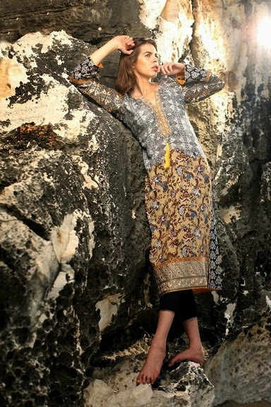Firdous Exclusive Shirts For Eid 2014