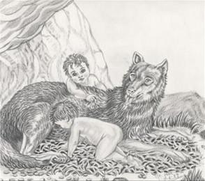 Niño lobo de Hesse