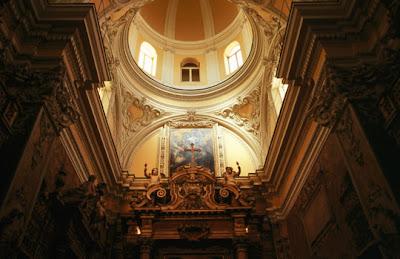 Campania, Italy - Chiesa di San Paolo Maggiore in Campania