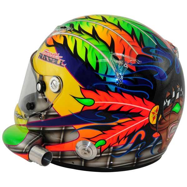 racing helmets garage arai gp 5 scott russell 2011 by troy lee designs. Black Bedroom Furniture Sets. Home Design Ideas