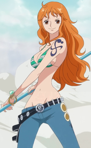 Abilities And Powers Nami One Piece STORY OF NAMI