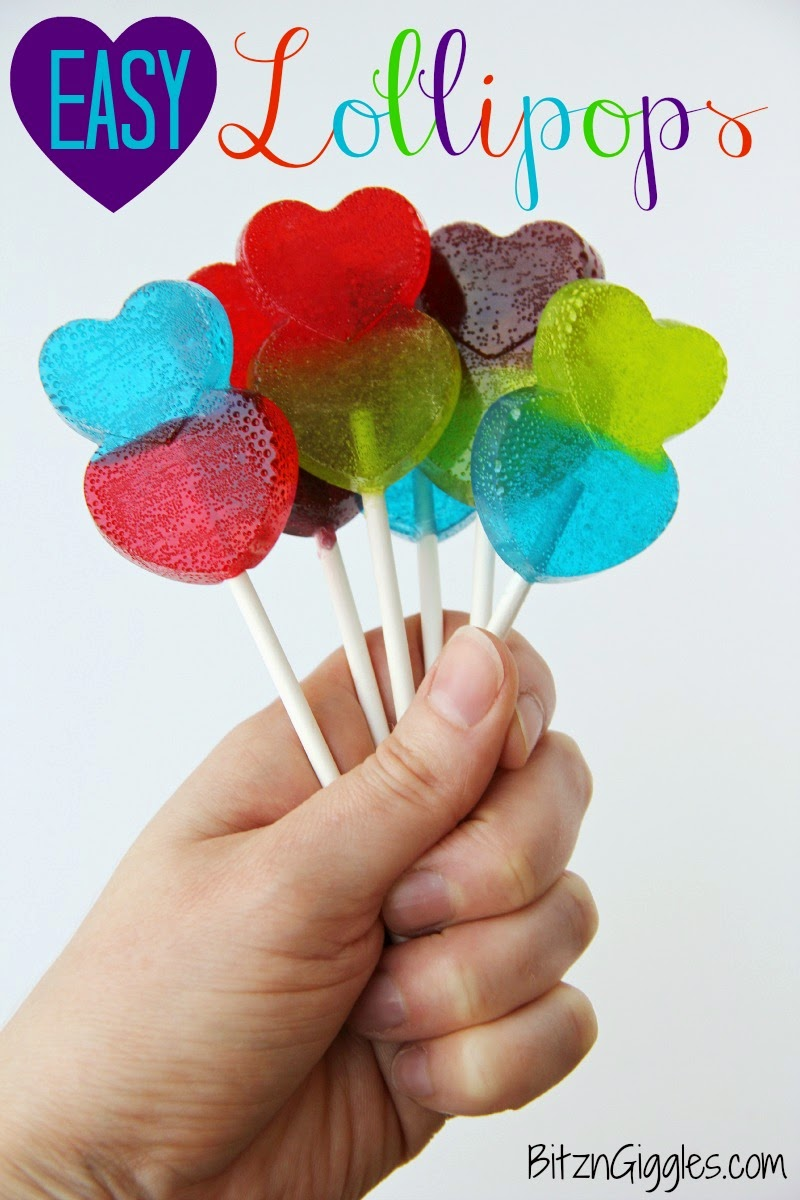 easy lollipops diy