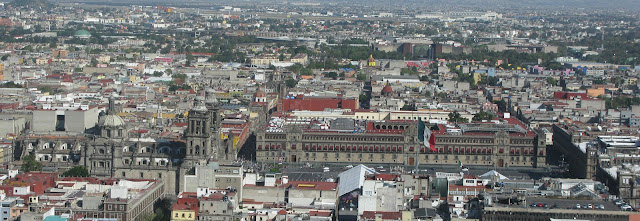 Mexico City - Zocalo