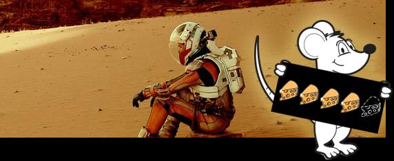 Perdido em Marte - Nota 04 de 05