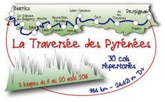 Traversée des Pyrénées 2016