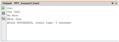 Cara membuat Array Multi Dimensi (Java)