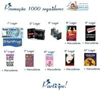Promoção 1000 Seguidores