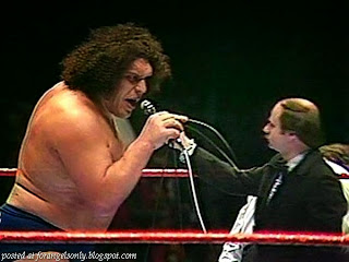 World's Biggest Head – Andre The Giant