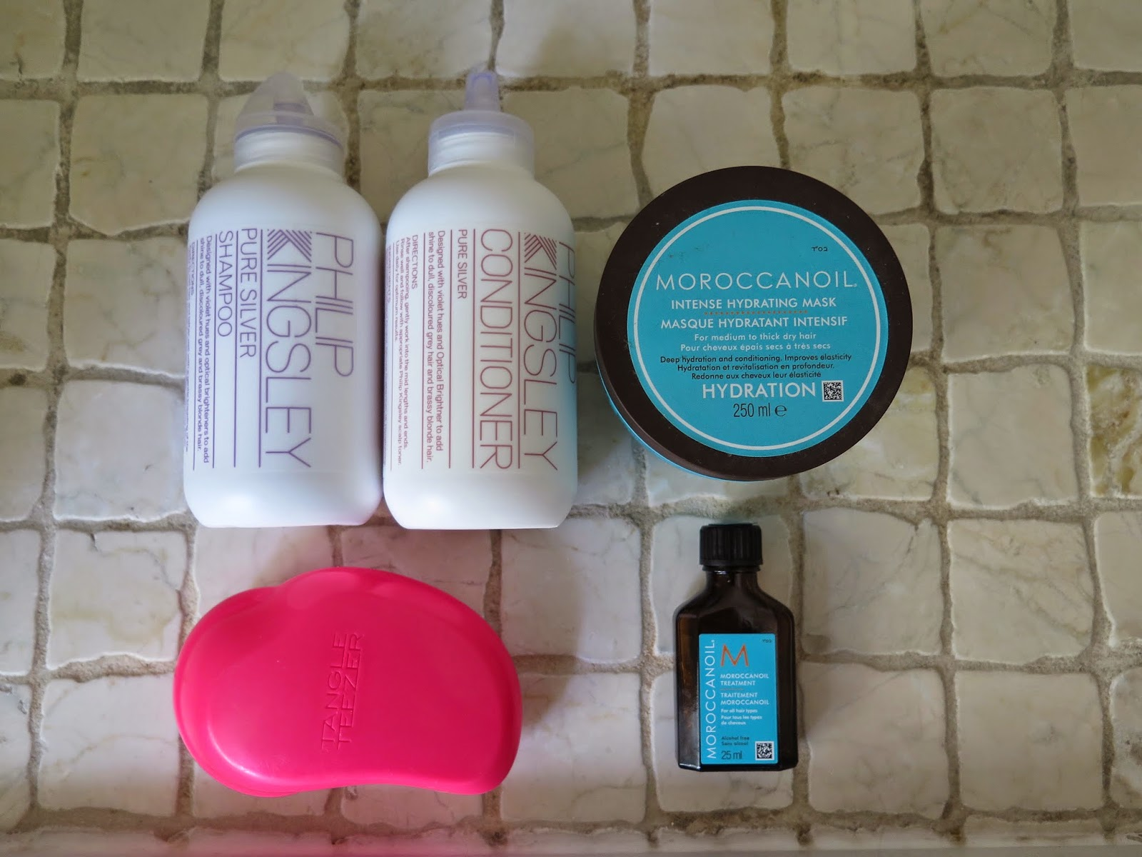 My Hair Care Essentials