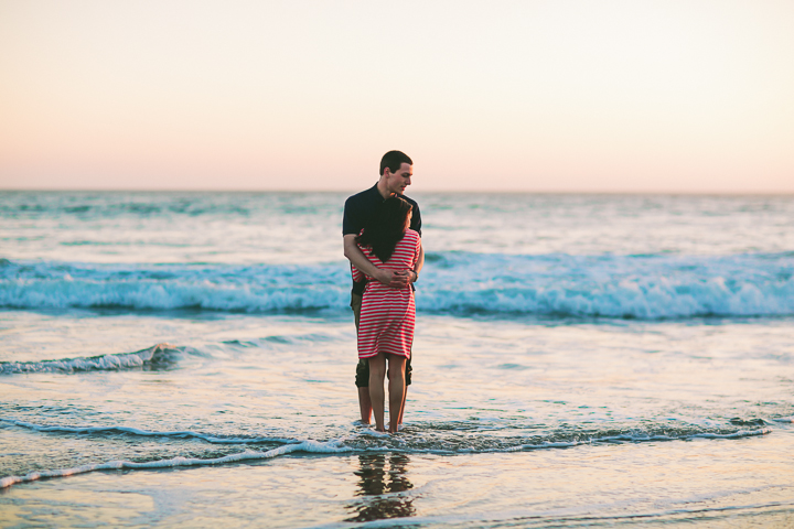 intimate, Real wedding photography, beach, Santa Cruz Wedding Photographer