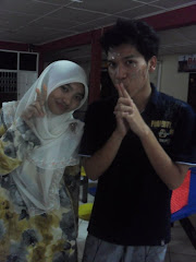 My boyfriend and me..(bukan special arr..)