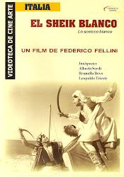 El Sheik Blanco (Alberto Sordi, Giulietta Masina)