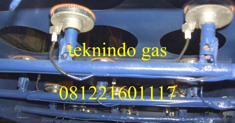 Kompor Gas Serabi 6 Tungku