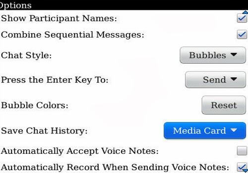 Cara Mengembalikan Bbm Blackberry Messenger Yang Hilang Cara