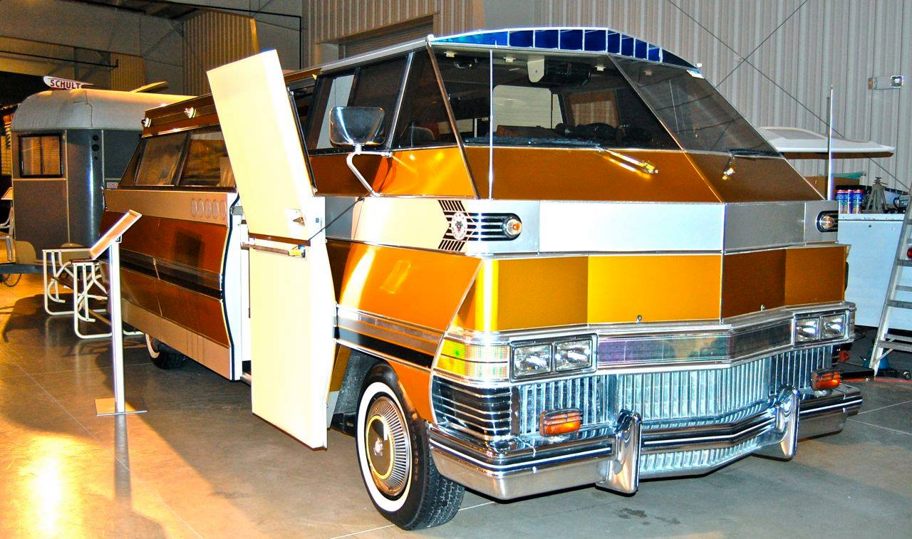 Just A Car Guy The 1971 Star Streak Motor Homes And 1976
