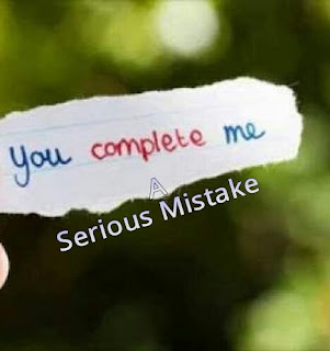 <mistakes by new couples>