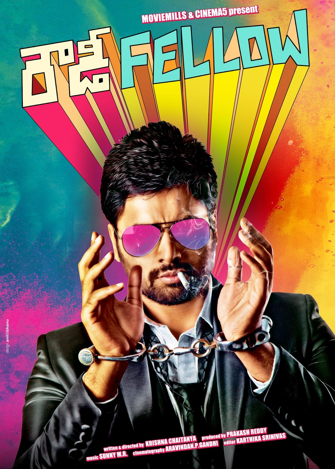 ROWDY FELLOW MOVIE ONLINE POSTER