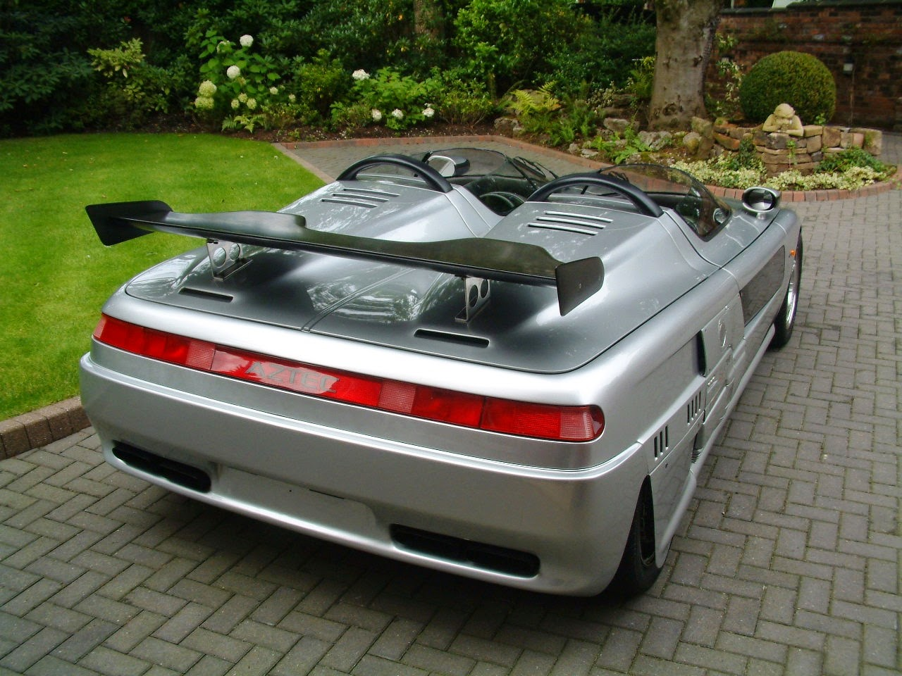 Italdesign Atzec Barchetta