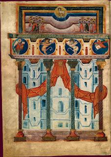 poes a europea medieval arte en manuscritos del per odo carolingio y otoniano. Black Bedroom Furniture Sets. Home Design Ideas