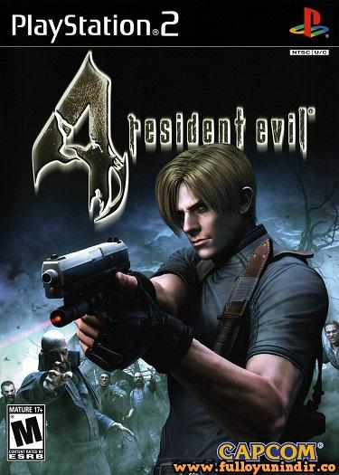 Resident Evil 4 Ps 2