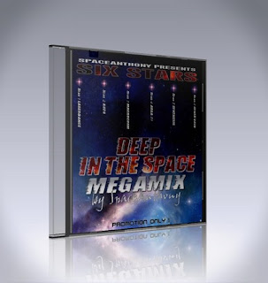 SIX STARS - DEEP IN THE SPACE MEGAMIX (by SpaceAnthony) 2011