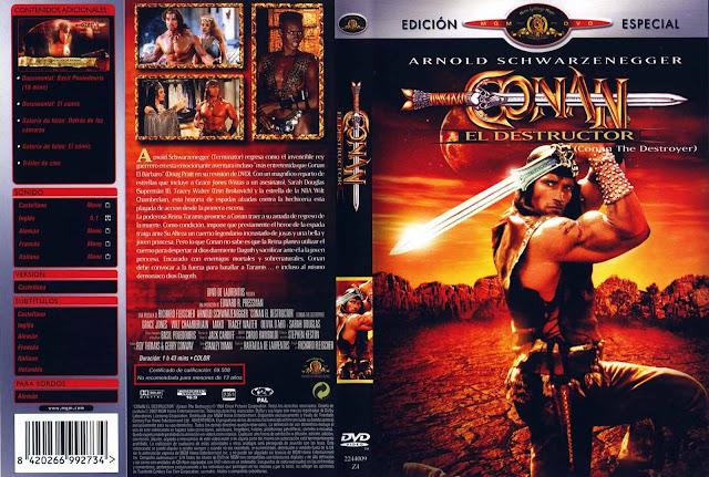 Conan El Destructor