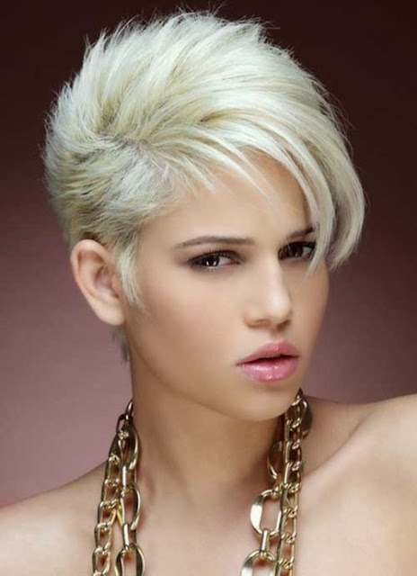 Short Hairstyles For Teenagers For Blonde Hair