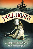 doll bones by holly black book cover