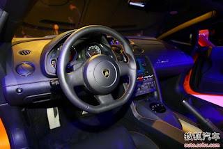 Lamborghini Gallardo LP560-4 Gold Limited Edition – China Only
