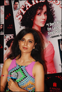 Kangana Ranaut Pictures at 'Stardust' Magazine Cover Launch ~ Bollywood and South Indian Cinema Actress Exclusive Picture Galleries