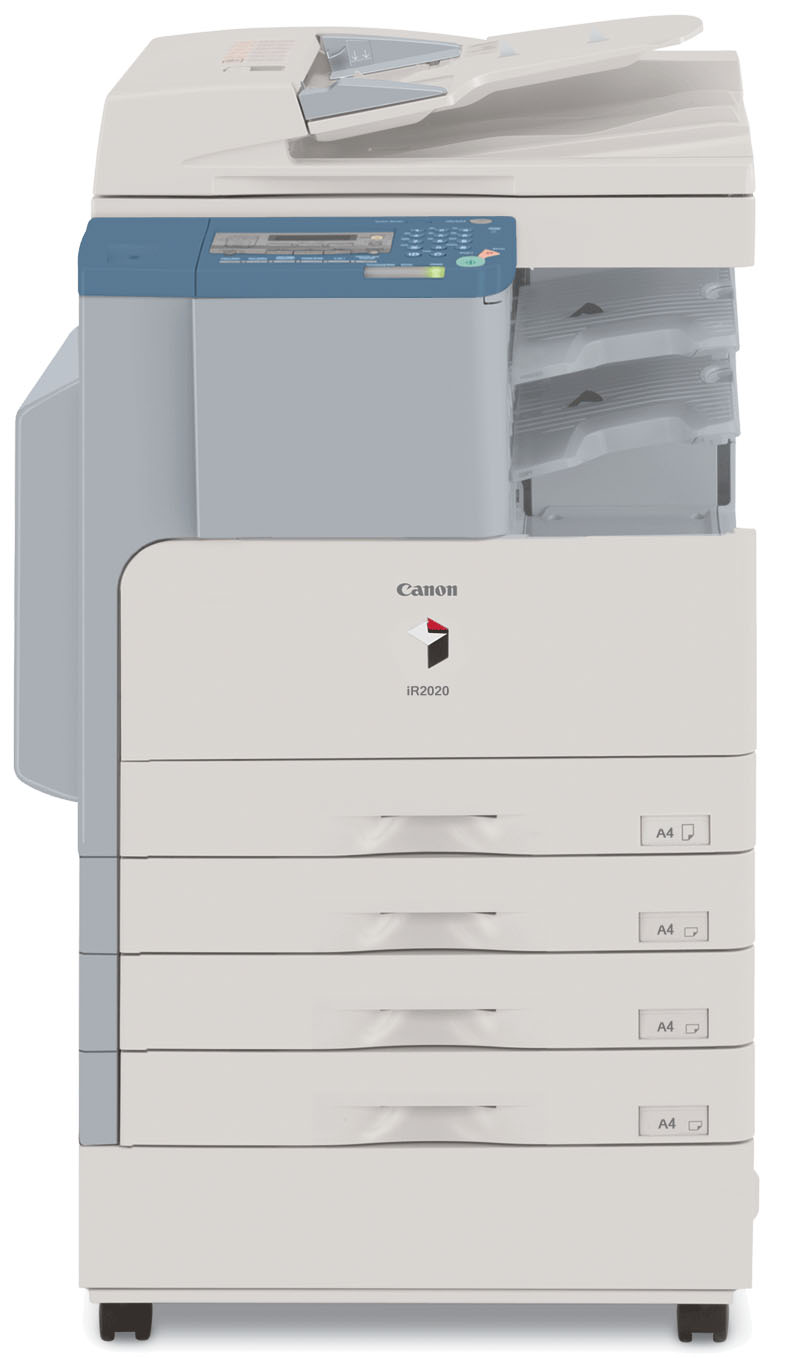 Canon IR1600 Reference Manual