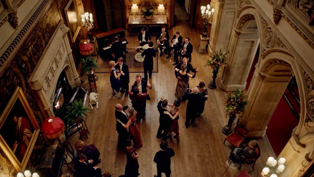 Jazz at Downton Abbey