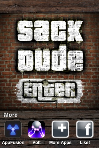 Sack Dude Free App Game By