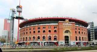 arenas barcelona centro comercial