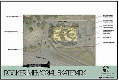Truckee approves Rocker Memorial Skatepark Project