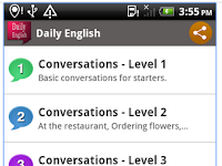 Daily English apk for Android Phone