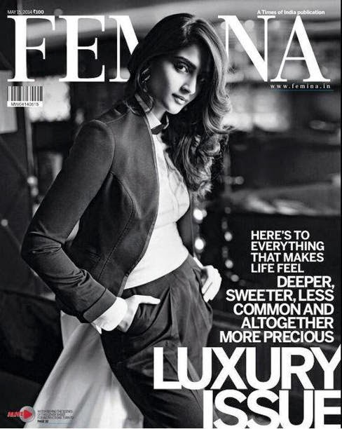 Bollywood Celebs On Magazine Covers Flash