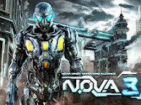 Download Game Android N.O.V.A 3 HD APK + Data Full Version