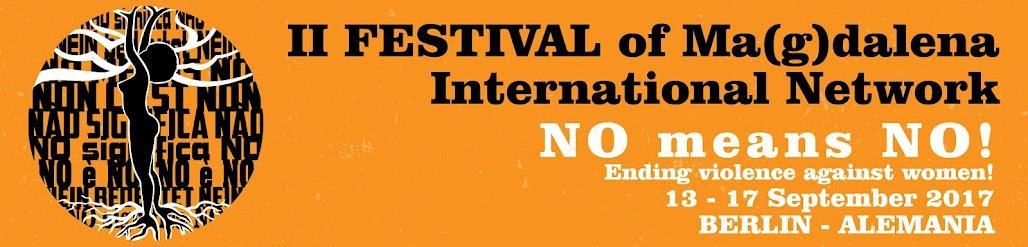 II Festival Ma(g)dalena Internacional